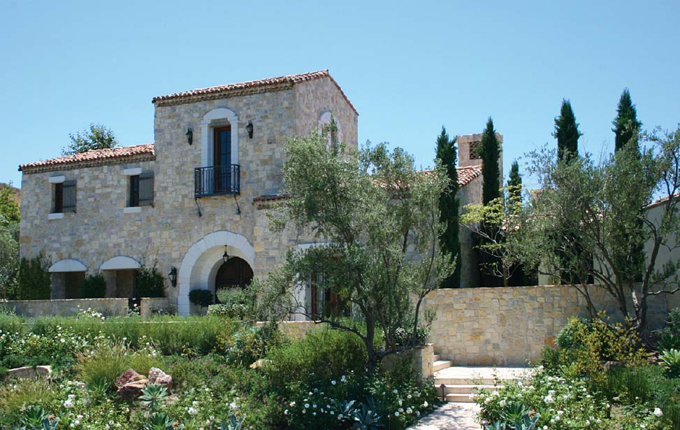 FRENCH PROVENCE FARMHOUSE